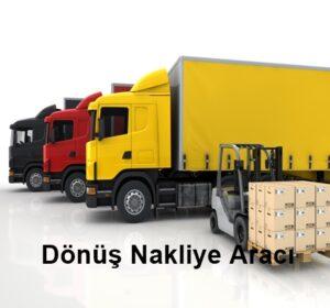 donus-nakliye-araci